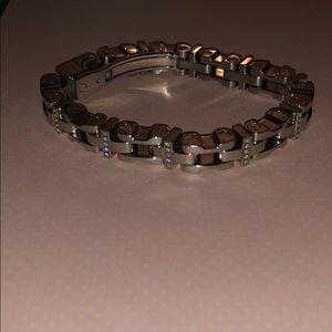 Diamond Houston bracelet